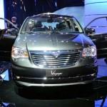Lancia Grand Voyager, la nuova Phedra arriva dagli USA