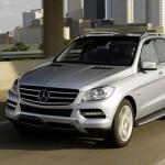 Nuova Mercedes Classe M, il SUV a portata di mano