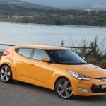Hyundai Veloster, coupè con una porta in più