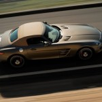 Marcedes lancia SLS AMG roadster, veloce come il vento