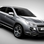 Peugeot 4008, dal 2012 il SUV compatto