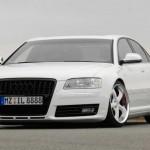 Audi S8, nel 2012 arriva un 'mostro' sotto il cofano