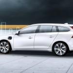 Volvo V60 Hybrid, rivoluzione sui mercati da inizio 2012