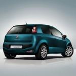 Fiat lancia la Punto Blue&Me, ecosostenibilità e comfort