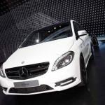 Mercedes Classe B, ecco la seconda generazione