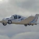 Terrafugia Transition: l'auto volante