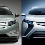 Chevrolet Volt e Opel Ampera, due nomi luminosi