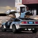 """Nuova vita per la DeLorean di """"Ritorno al futuro"""""""