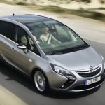 Nuova Opel Zafira Tourer, lo spazio diventa flessibile