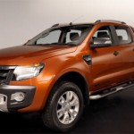 Nuovo Ford Ranger, il pick-up da 5 stelle