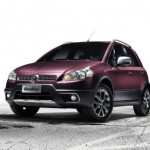 Fiat Sedici, arriva il Model Year 2012