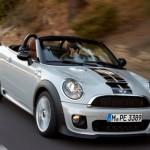 Mini presenta la nuova Mini Roadster