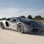 Lamborghini Adventator, super leggera grazie al carbonio