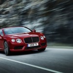 Bentley lancia la Continental GT V8
