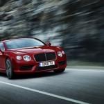 Bentley lancia la Continental GT V8