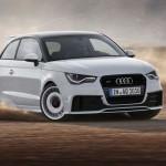 Audi A1 quattro, serie speciale spremuta al massimo