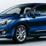 Nuova Subaru Impreza, in Italia dal 2012