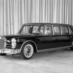 Primi dettagli per Mercedes Classe S Pullman