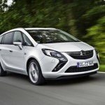 Opel Zafira Tourer, arriva anche la versione metano