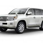 Toyota lancia il Land Cruiser 2012