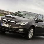 Opel lancia Astra e Meriva GPL