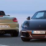 Nuova Porsche Boxster, più potente e più leggera