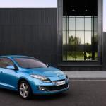 Renault Megane, a Marzo l'aggiornamento per il 2012