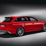 Audi RS4 Avant, animale da strada