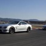 Mercedes lancia la nuova SL 63 AMG con Michael Schumacher