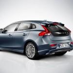 Prime immagini per la nuova Volvo V40