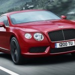 Bentley lancia le sue Continental V8