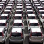 Nel mese di gennaio è stato registrato un calo dell' -16.9% delle auto