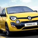 Renault Twingo, ecco la versione sportiva RS