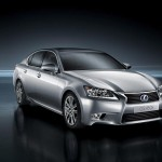 Lexus GS450h, la full hybrid arriva in estate