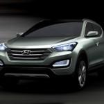 Hyundai ix45, arriva l'erede della Santa Fè