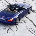 Mercedes SL65 AMG, sportività in movimento