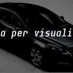 Volvo V40: ha anche l'airbag per i pedoni