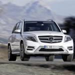 Mercedes GLK 2012, il SUV esagerato