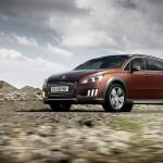Peugeot lancia anche la 508 RHX