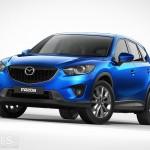 Mazda, il CX-5 è già un successo
