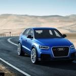 Audi pronta a lanciare la Q3 RS