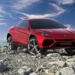 Lamborghini, a Pechino debutta Urus