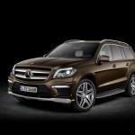 Nuova Mercedes GL, è già Euro 6