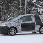 Opel Junior, finalmente le prime spy-foto