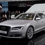 Audi A8, ibrido è bello