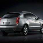 Cadillac SRX, il crossover è tutto nuovo