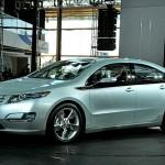 Debutta la nuova elettrica della Chevrolet , la Volt