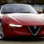 Nuova Alfa Romeo Duetto