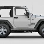 Arriva anche la Summer Edition della Jeep Wrangler