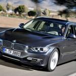 Nuova BMW Serie 3 Touring, ecco le prime foto ufficiali